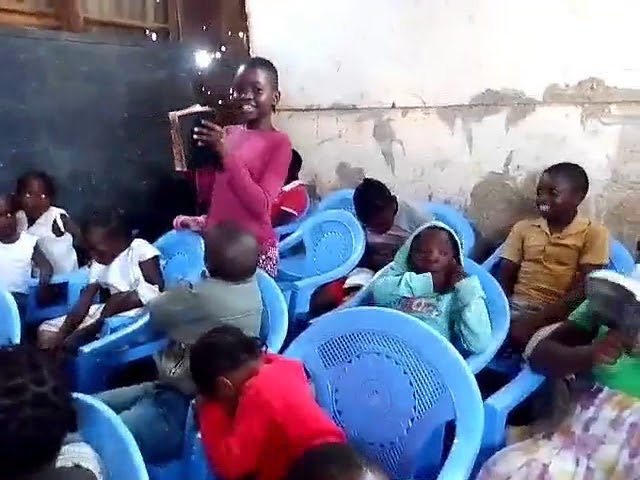 GMFC Kibera Slum Church Nairobi Kenya Jeremiah 1:5