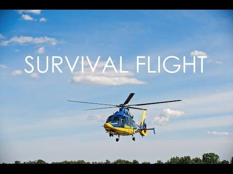 Survival Flight at University of Michigan