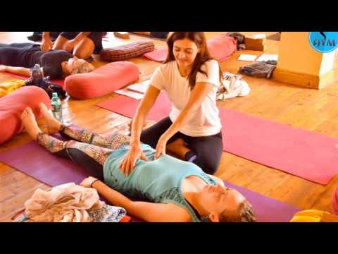 Yoga Anatomy and Physiology Classes in Rishikesh India