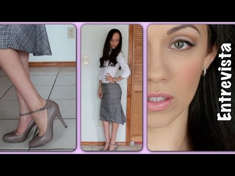 Como Arreglarnos Para Una Entrevista De Trabajo Maquillaje
