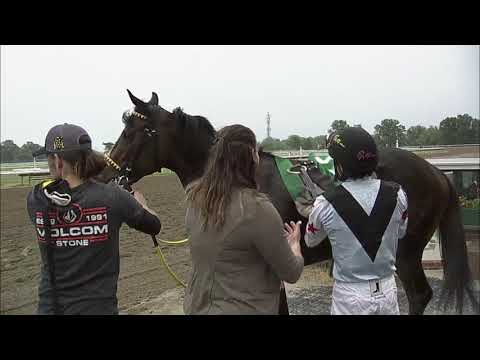 video thumbnail for MONMOUTH PARK 05-28-21 RACE 1