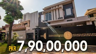 Inside A Pkr 8,50,00,000  Modern Design House | Tour by Syed Brother