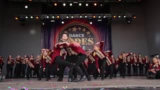 Победители DANCE Battle 2017 - Студия-школа Аллы Духовой TODES На Яузе