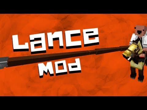 Lance ModShowoff - Stare Of Death - 1.6.2 Minecraft