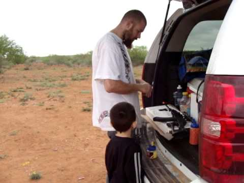 Orlando Joseph Acevedo's 1st Camping Trip on Ranch...