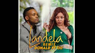 Donald features the talented and beautiful cici on remix of his second single landela, a soulful soothing love song from 4th studio album something m...