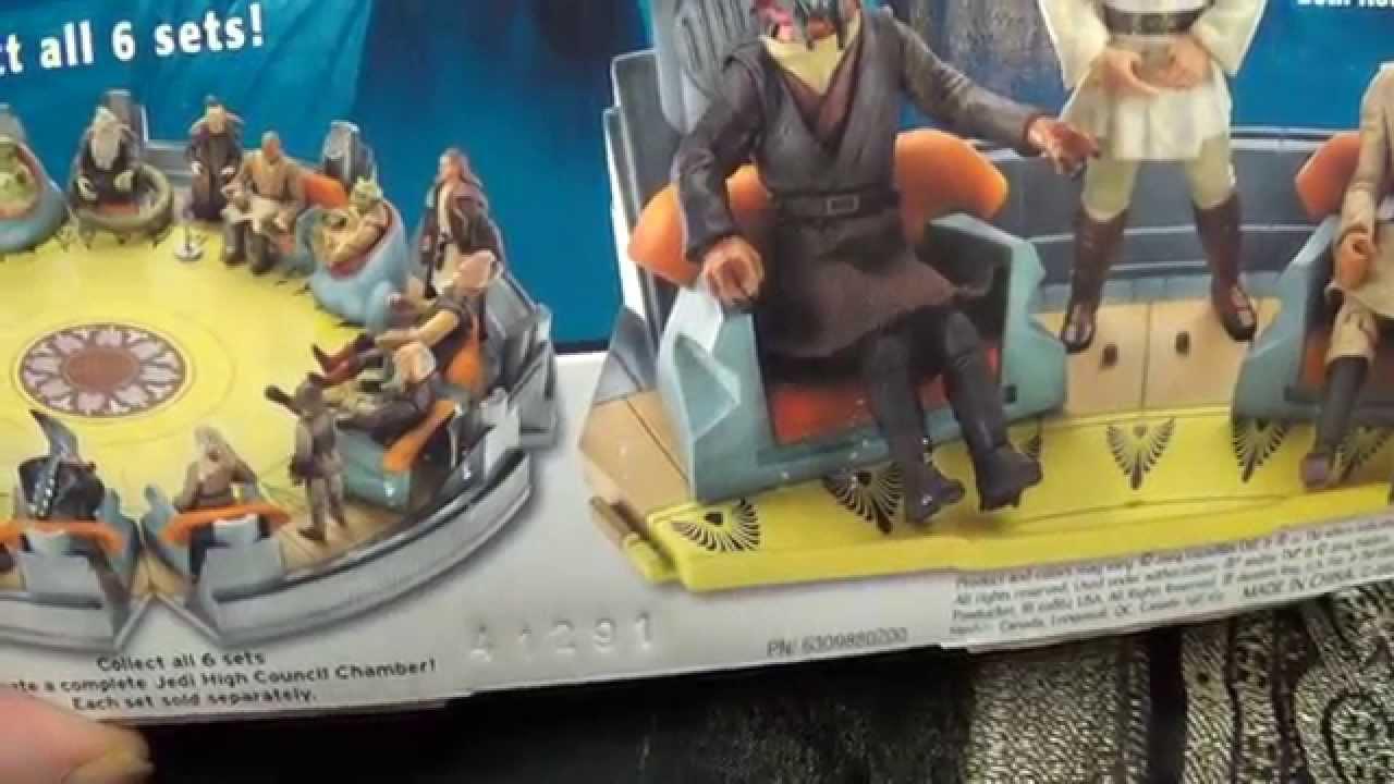 Jedi Council Toys 92