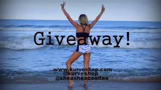 Kurveshop Giveaway with Shea and Girls Couture Club!!!