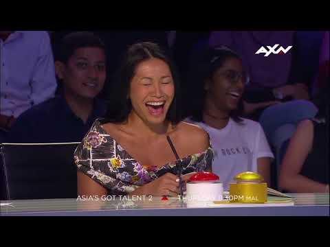 Asia's Got Talent Epi 3's Tricks and Treats  Asia's Got Talent 2017