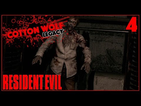 Cotton Wolf Legacy: Resident Evil #4 - Crimson Head (PS4 Gameplay)