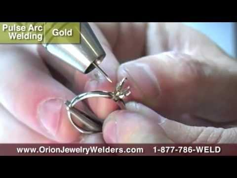 Jewelry Welding Demo Reel - Orion Jewelry Welders