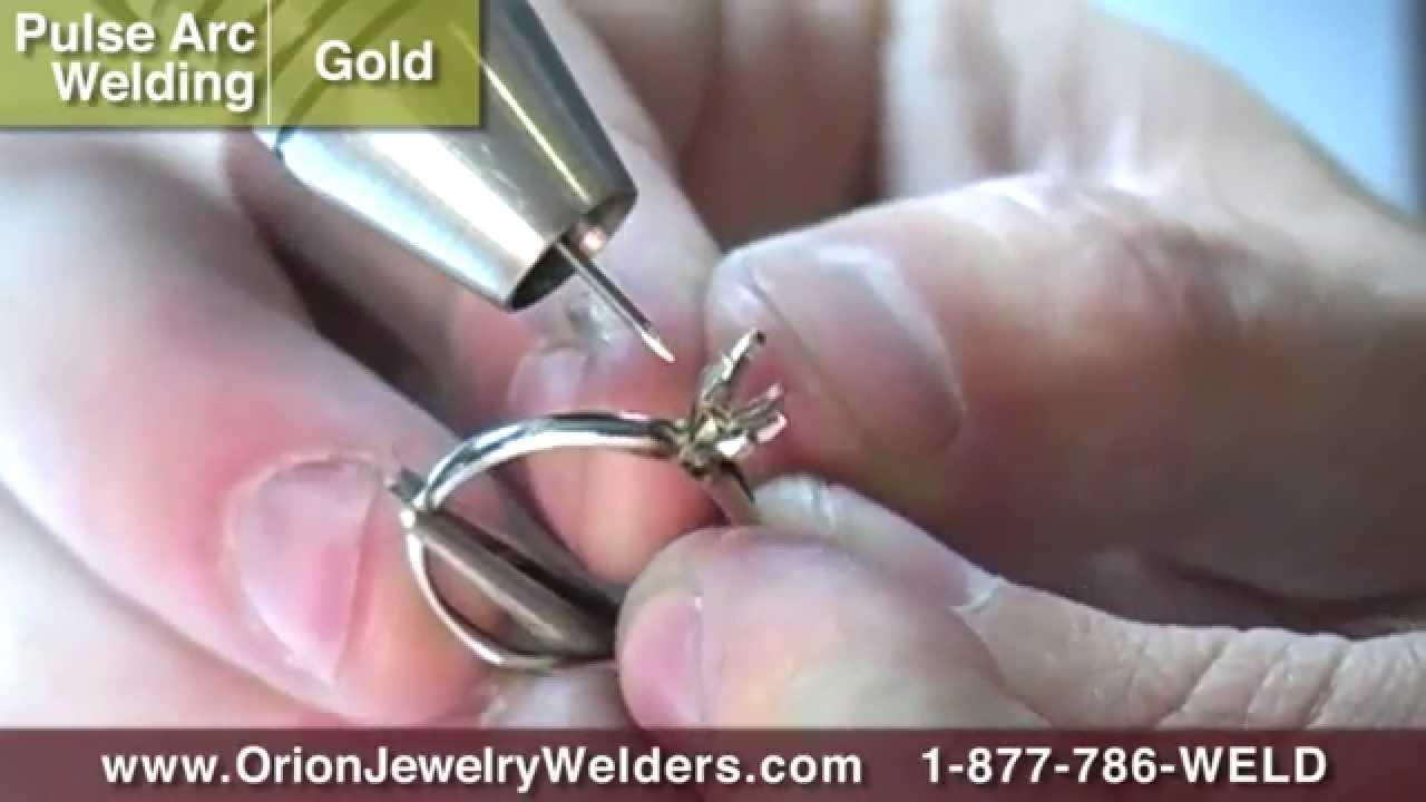 Jewelry Welding Demo Reel  Orion Jewelry Welders  YouTube
