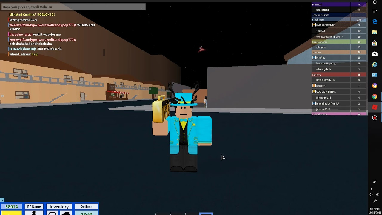 """""""Toad - Milk And Cookies"""" ROBLOX ID! - YouTube"""