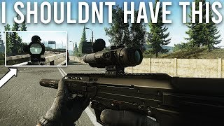 Escape from Tarkov - I should NOT have this