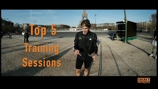 Top 5 Training Sessions for Runners