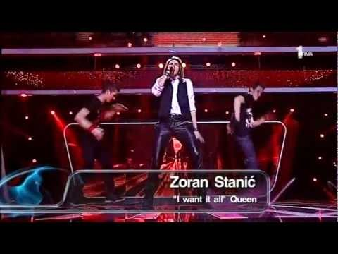 Zoran Stanić - I Want It All