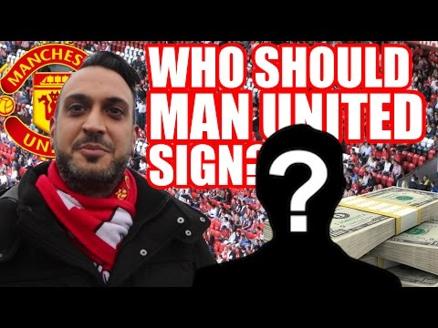 New Striker? - Man United Fans On Transfer Targets