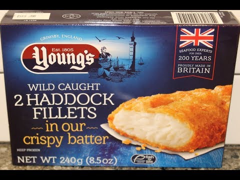 Young's Wild Caught Haddock Fillets Review