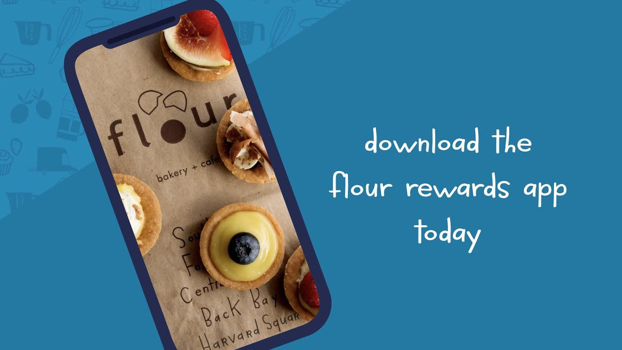 Order Pick-up or Delivery with the Flour App