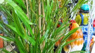 Керамические статуэтки искусственные деревья цветы купить декор декоративные для сада дачи дома(, 2015-05-27T11:54:01.000Z)