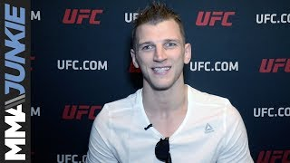 UFC on ESPN 4: Dan Hooker full media day interview