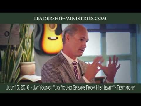 """20160715 - JAY YOUNG: """"Jay Young Speaks From His Heart"""""""