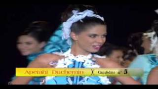Repeat youtube video Miss Tahiti 2006 #2