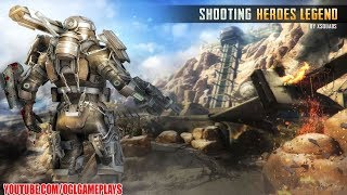 Shooting Heroes Legend (By XSQUADS) Android iOS Gameplay