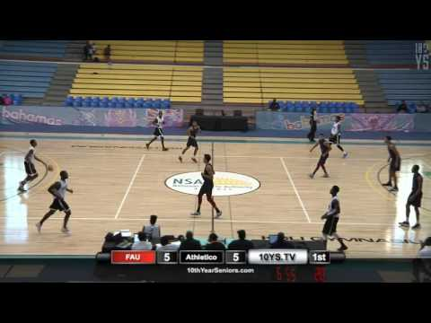 Summer of Thunder Florida Atlantic University v Athletico Bahamas