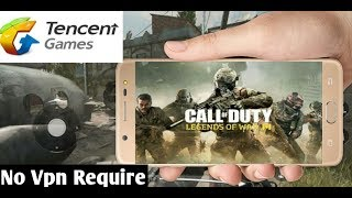 How To Download Call Of Duty Legends Of War   Download Call Of Duty Legends Of War On Android   2018