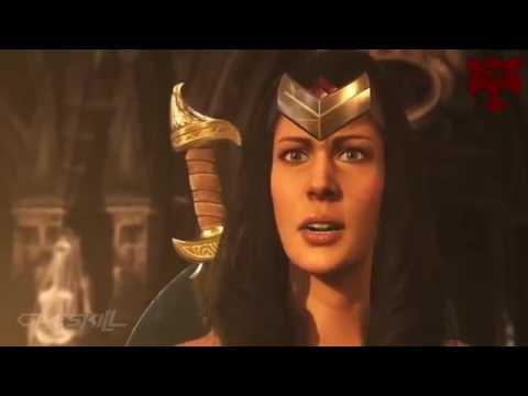 INJUSTICE 2 FILME COMPLETO DUBLADO SUPERMAN HD