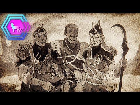 SAYA's VIGIL (Full quest playthrough 60fps) | Warframe: Plains of Eidolon