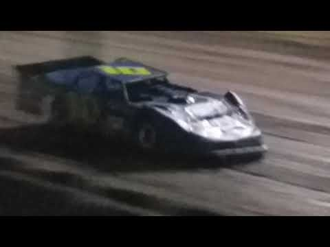 Late model Feature - Caney Valley Speedway 9/22/18