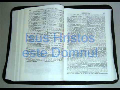 26 - EZECHIEL - Vechiul Testament - Biblia Audio Romana