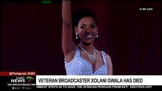 Sanef pays tribute to the late veteran broadcaster Xolani Gwala