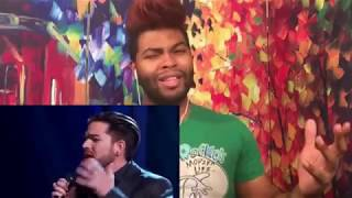 "Adam Lambert - ""Believe"" at the Kennedy Center Honors (Reaction) 