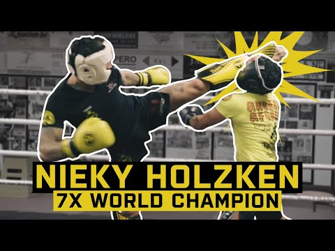 Fight Preparation | Nieky Holzken | Fight Series