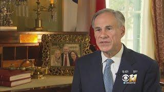 Gov. Abbott Weighs In On Dallas Pension Fund