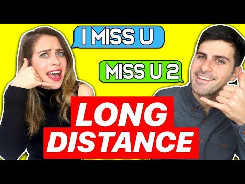 Our 5-Year Long Distance Relationship Story | Lucie & Michael