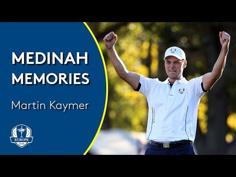 Martin Kaymer on the Miracle at Medinah | Medinah Memories
