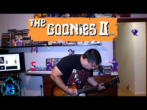 The Goonies II - Basement | Cover By Project Genesis