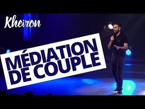 Médiation de couple - 60 minutes avec Kheiron
