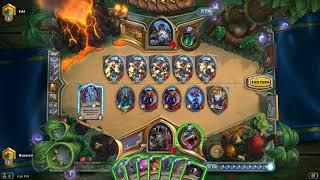 Hearthstone Boomsday Zoo Mecha Thun Warlock Mega Games Long Video