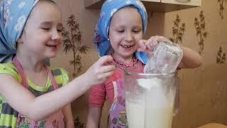Самый вкусный рецепт вафель от сестренок! Вы умрете от смеха))