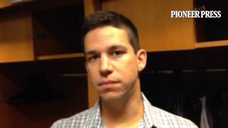 Video 2: Tommy Milone talks about texting with old friend Kurt Suzuki in advance of #mntwins debut