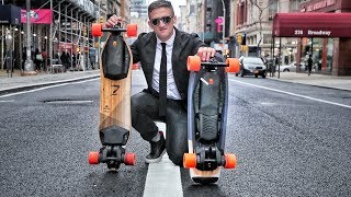 OFFICIAL MINI-BOOSTED BOARD - 750
