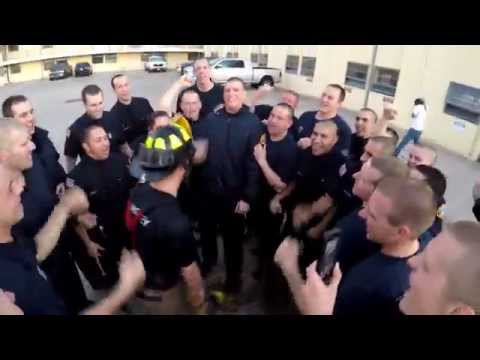 The 77th San Diego Fire-Rescue Department Academy Video