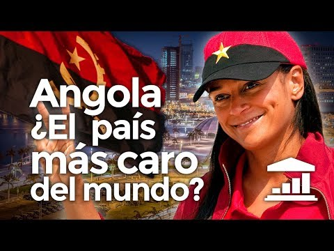 ¿Por qué ANGOLA es el país MÁS CARO DEL MUNDO? - VisualPolitik