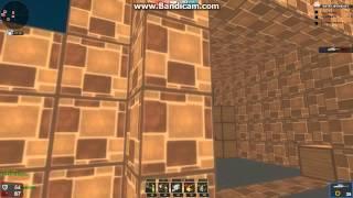 [HD] BrickForce 創世槍神 - 哈格實戰