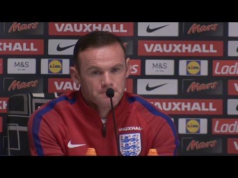 Wayne Rooney & Gareth Southgate Full Pre-Match Press Conference Ahead Of Slovenia v England